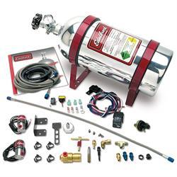 Edelbrock 71007 Performer EFI Dry System Nitrous Oxide System, 3.5L