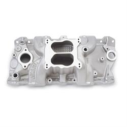 Edelbrock 71041 Performer RPM Intake Manifold, Small Block Chevy