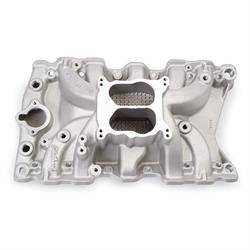 Edelbrock 71111 Performer RPM Intake Manifold, Olds 307/330/350/403