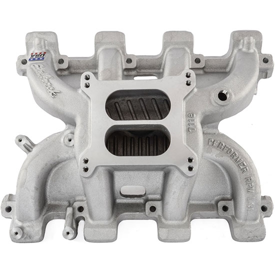 Edelbrock 711871 Performer RPM LS1 Intake Manifold, Chevy