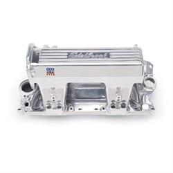 Edelbrock 71371 Pro-Flo XT EFI Intake Manifold, Small Block Chevy