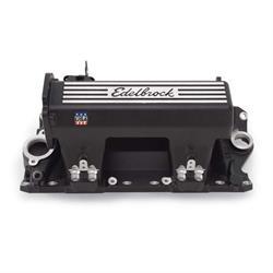 Edelbrock 71373 Pro-Flo XT EFI Intake Manifold, Small Block Chevy