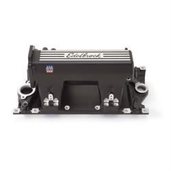 Edelbrock 71383 Pro-Flo XT EFI Intake Manifold, Small Block Chevy