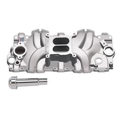 Edelbrock 7159 Performer RPM Chevy 348/409 Intake Manifold, Large Port
