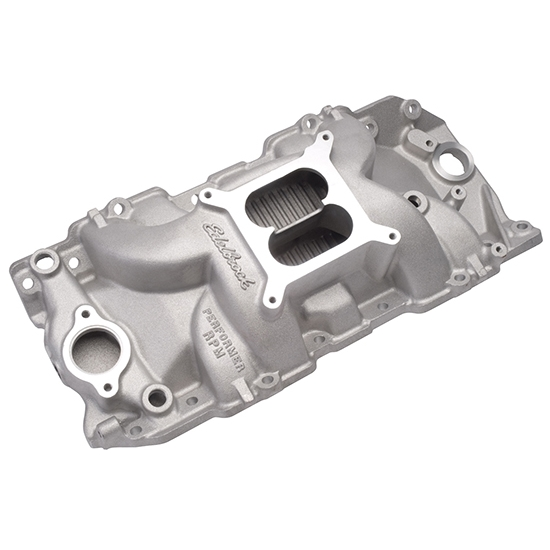 Edelbrock 71631 Performer RPM 2-R Intake Manifold, Big Block Chevy