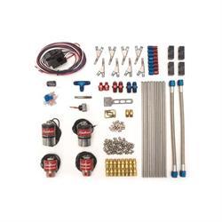 Edelbrock 71852 Super Victor Direct Port Nitrous Kits, 200-500 hp