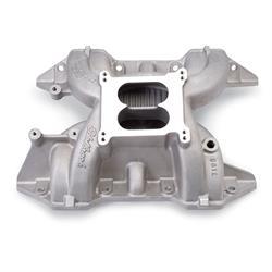 Edelbrock 71931 Performer RPM Polished Intake Manifold, Mopar 413/426/440