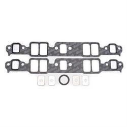 Edelbrock 7201 Intake Manifold Gasket Set, Small Block Chevy