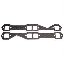 Edelbrock 7204 Exhaust Manifold Gasket Set, Small Block Chevy