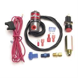 Edelbrock 72178 75 Nitrous System Purge Valve Kit, -6 AN