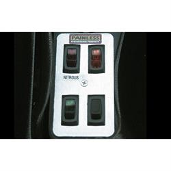 Edelbrock 72283 Nitrous Power Panel Toggle Switch, 5.0L