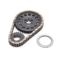 Edelbrock 7331 Hex-A-Just By Cloyes Adjustable True-Roller Timing Set