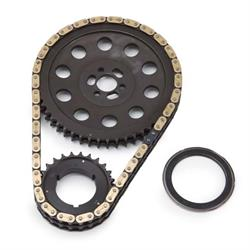 Edelbrock 7334 Hex-A-Just By Cloyes Adjustable True-Roller Timing Set
