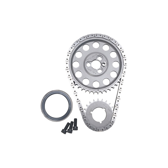 Edelbrock 7335 Hex-A-Just By Cloyes Adjustable True-Roller Timing Set