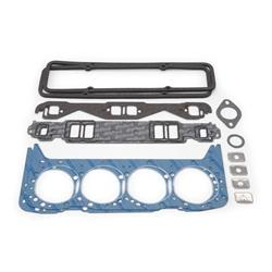 Edelbrock 7361 Cylinder Head Gasket Set, Chevy 265,283,302,327,350