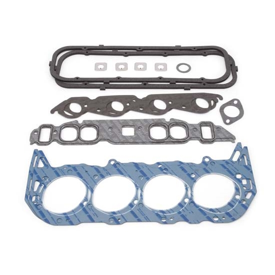Edelbrock 7363 Cylinder Head Gasket Set, Chevy Mark IV