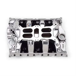 Edelbrock 75054 RPM Air-Gap Dual-Quad Intake Manifold, Big Block Ford