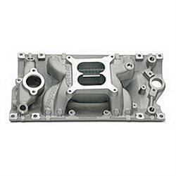 Edelbrock 75161 RPM Air Gap Vortec Intake Manifold, Chevy