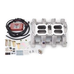 Edelbrock 7518 RPM Air-Gap Dual-Quad LS1 Intake Manifold