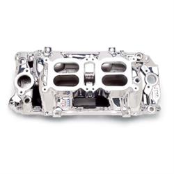 Edelbrock 75204 RPM Air Gap  Dual-Quad Intake Manifold, BB Chevy