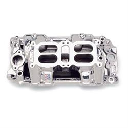 Edelbrock 75224 RPM Air Gap Dual-Quad Intake Manifold, Big Block Chevy