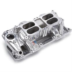 Edelbrock 75251 RPM Air Gap Dual-Quad Intake Manifold, Big Block Chevy