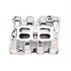 Edelbrock 75284 RPM Air Gap Dual-Quad Intake Manifold, Dodge 5.7L