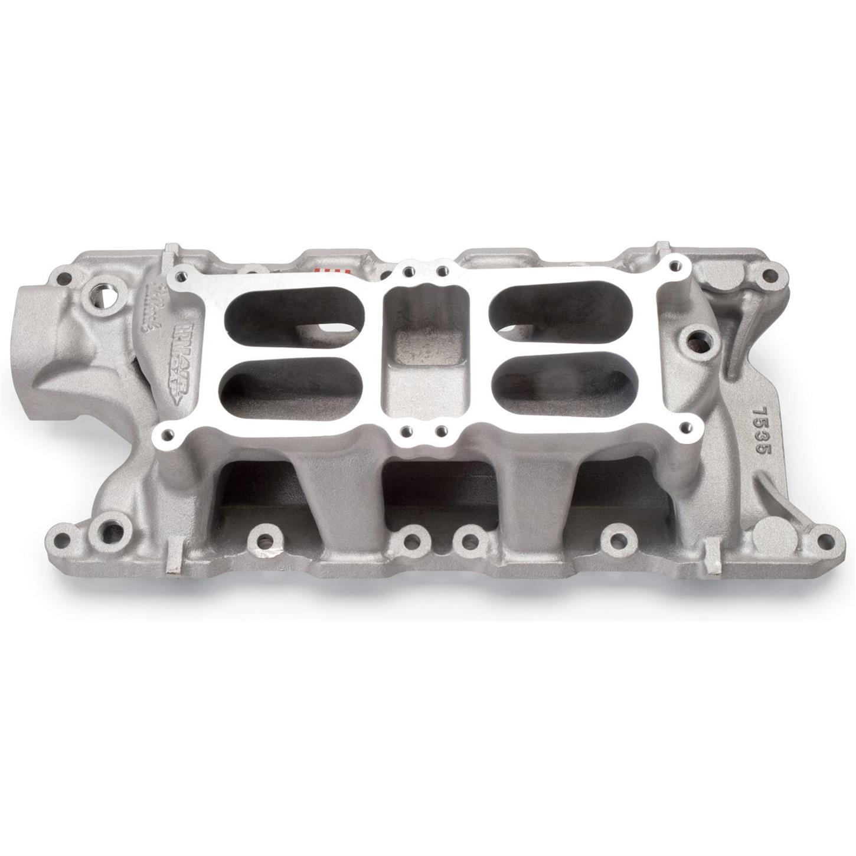 Edelbrock 2121 Performer 289 Intake Manifold Fits Ford 260//289//302 4 Barrel