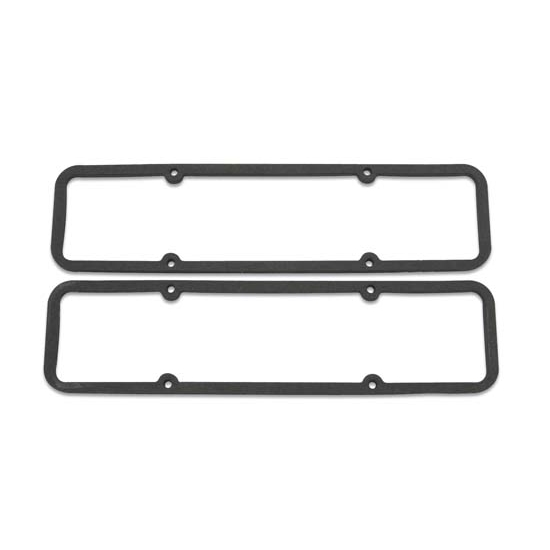 Edelbrock 7549 Valve Cover Gasket Set, 0.313 Inch, Small Block Chevy