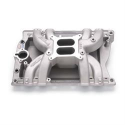 Edelbrock 7551 RPM Air Gap Intake Manifold, Aluminum, Oldsmobile 455