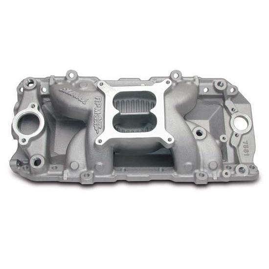 Edelbrock 7561 RPM Air-Gap 2-0 Intake Manifold, Big Block
