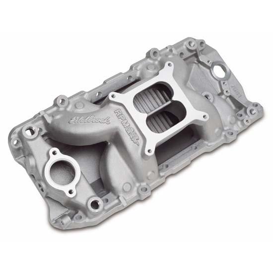Edelbrock 7561 RPM Air-Gap 2-0 Intake Manifold, Big Block