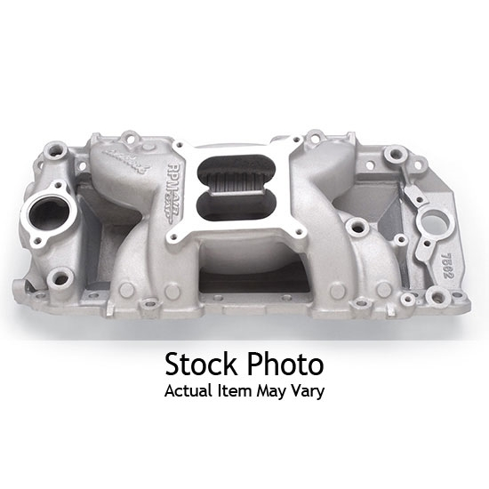 Edelbrock 75621 RPM Air-Gap 2-R Intake Manifold, Big Block Chevy