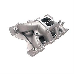 Edelbrock 75641 RPM Air Gap Intake Manifold, Aluminum, Ford 351C