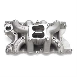 Edelbrock 7566 Performer RPM Air-Gap 460 Intake Manifold, Ford 429,460