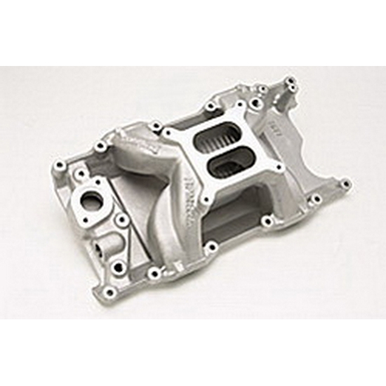 Edelbrock 75771 RPM Air Gap Magnum Intake Manifold, Dodge/Jeep