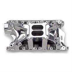 Edelbrock 75814 RPM Air Gap Intake Manifold, Aluminum, Ford 351W