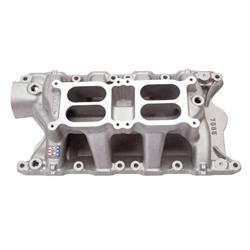 Edelbrock 7585 351W Ford Dual Quad Intake Manifold