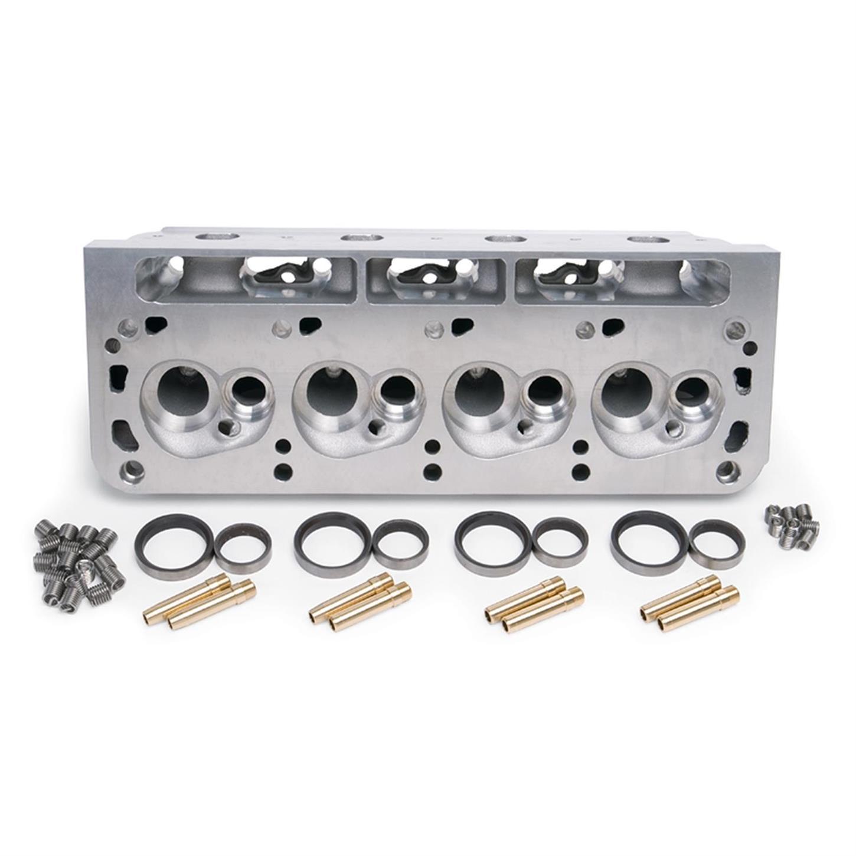 Edelbrock 773169 Victor CNC Glidden Cylinder Head, Ford 289,302,351W