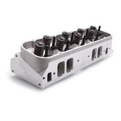 Edelbrock 77429 Victor 24 deg. Rectangular Port Cylinder Head
