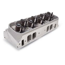 Edelbrock 77489 Victor Jr. 24 Deg. Rectangular Port Cylinder Head