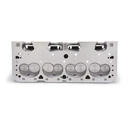 Edelbrock 77629 Victor Jr Cylinder Head, 70 cc, Chevy 302,327,350,400
