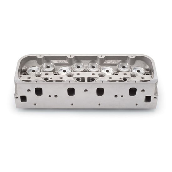 Edelbrock 777668 Victor ROX Series Dirt Track Cylinder Head, Chevy
