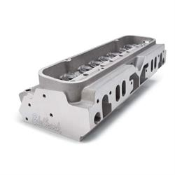 Edelbrock 77849 Victor Pro-Port Raw Cylinder Head, No Pushrod Holes