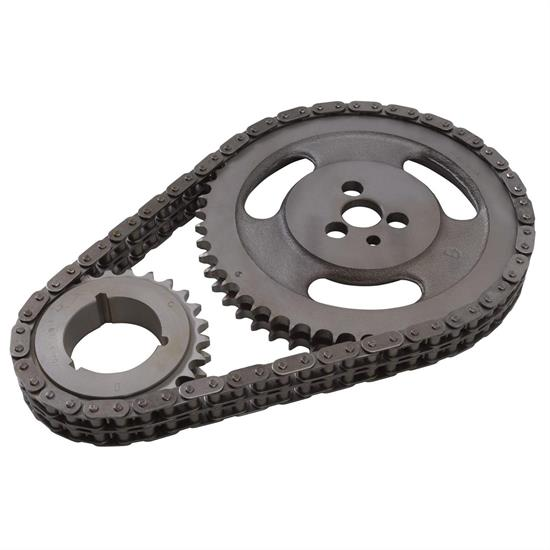 Edelbrock 7805 Performer-Link True Roller Timing Set Chain, Plymouth