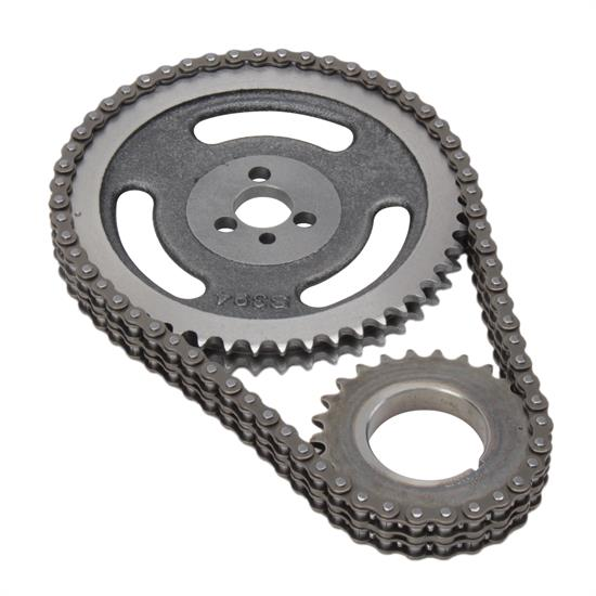 Edelbrock 7809 Performer-Link Timing Chain Set, BB Chevy