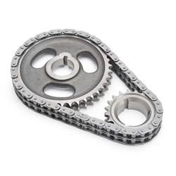 Edelbrock 7828 Performer-Link True Roller Timing Set Chain, V6