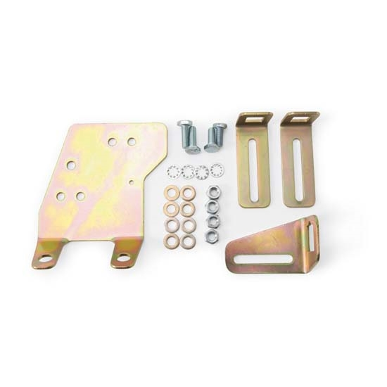Edelbrock 8036 Cadmium Throttle Cable Bracket