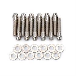 Edelbrock 8579 Intake Manifold Bolt Set,Chrysler,Dodge,Plymouth, SB