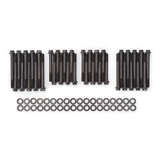 Edelbrock 8581 Cylinder Head Bolt Set, Chevy 348,409
